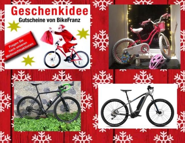 Geschenkideen Bike Franz